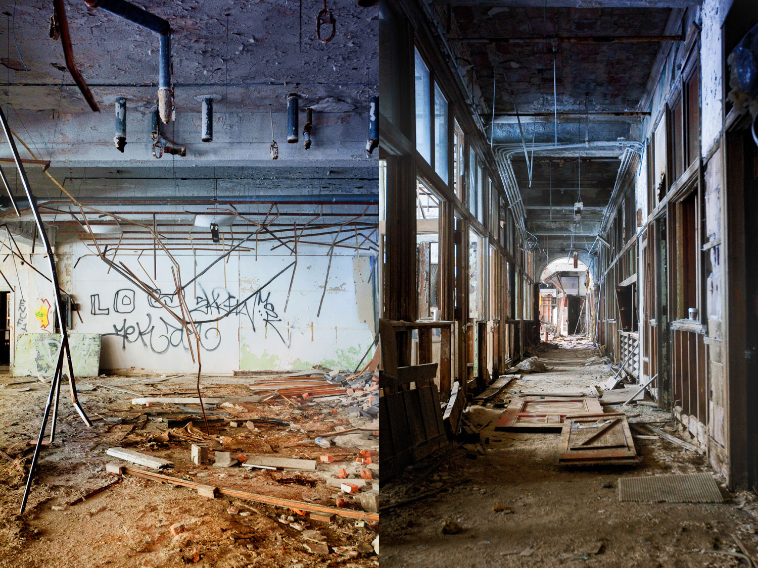 Detroit, MI &#8211; Packard Motors Plant