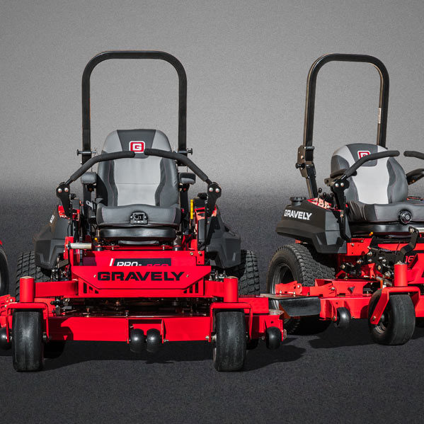 GRAVELY | COMMERCIAL LAWN MOVERS