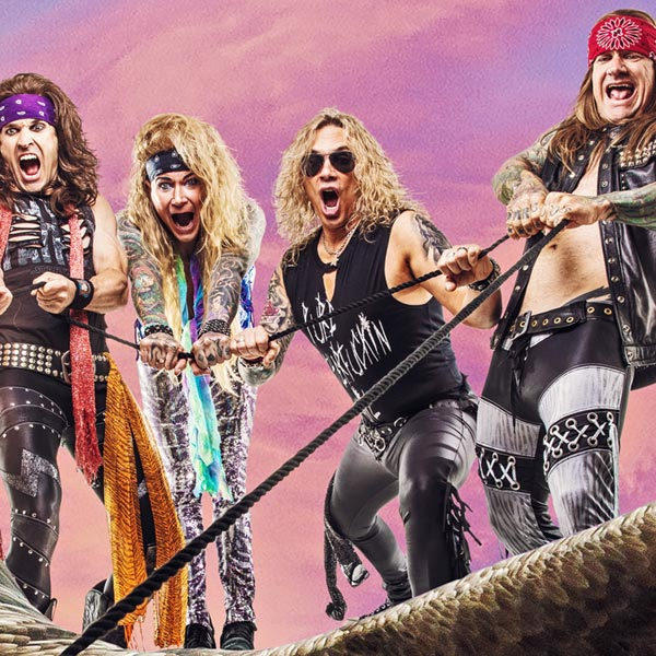 STEEL PANTHER |