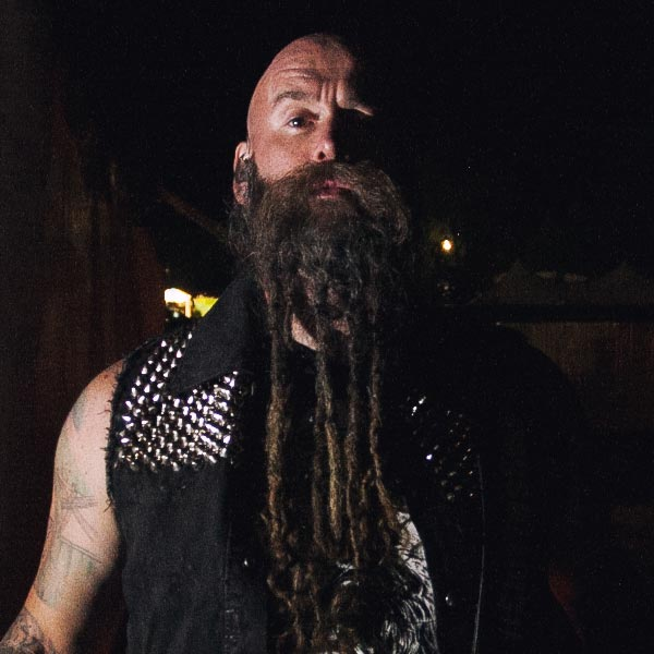 CHRIS KAEL | FIVE FINGER DEATH PUNCH