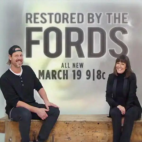 HGTV | RESTORED BY THE FORDS PROMO