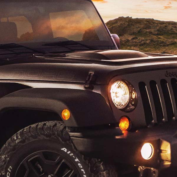 JEEP | PERSONAL WORK